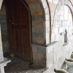 Chiesa di Mesochori, isola di Karpathos