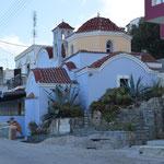 Chiesa di Volada, isola di Karpathos