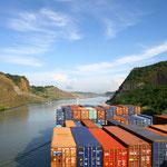 Fahrt durch den Panamakanal                                                                              Foto: Schomberg