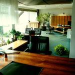 Chefbüro eines mittelständischen Unternehmens                           Foto: Schomberg