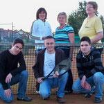Abteilung Tennis 2010