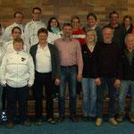 Hauptverein und Abteilungen 2015