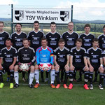 1. Mannschaft Kreisliga West mit Trikotsponsor Josef Haimerl