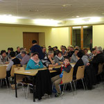 Mit über 100 Teilnehmern konnte der TSV schließlich zufrieden sein
