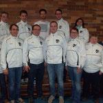 Das junge Team der Fußballabteilung hat sich für die kommende Amtszeit vorallem die Weiterentwicklung in der Jugendarbeit auf die Fahnen geschrieben