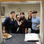 Unsere Küchencrew