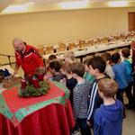 Über 60 Kinder waren der Einladung gefolgt
