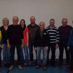 Der Wintersportverein steht weiterhin unter der Führung von Lingel Josef sen.