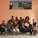 Profesores de 'Salsabor a Cuba'