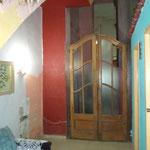 Eingangsbereich der Tanzschule 'Salsabor a Cuba'