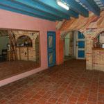 Escuela de bailes Salsabor a Cuba - Sala de clases principal (en ubicación anterior)