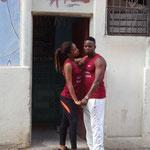 Teachers Lisandra and Chichi