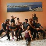 Teachers of 'Salsabor a Cuba'