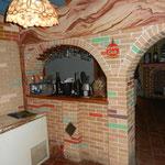 Bar de la escuela de bailes Salsabor a Cuba (en ubicación anterior)