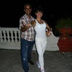 Tanzlehrer der Tanzschule Salsabor a Cuba: Juan Carlos und Yumirsi