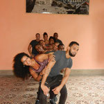 Teachers of 'Salsabor a Cuba'