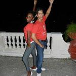 Tanzlehrer der Tanzschule Salsabor a Cuba: Daimara und Chino