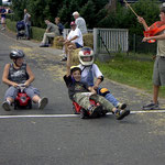 Bobbycar Rennen