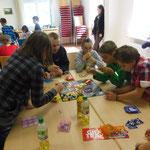 Spieletag mit der Grundschule