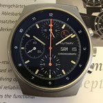 "Orfina Porsche Design Military ""3H"" Lemania 5100"