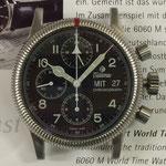 Tutima F3 Chronograph Lemania 5100