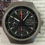 Tengler Military Bundeswehr Chronograph Lemania 5100