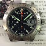 Fortis Cosmonauts Chronograph Lemania 5100