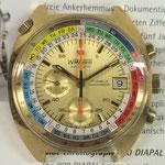 Wakmann Chronograph Kaliber Lemania 1341