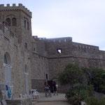 La forteresse d'Algajalo