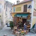 """Corté - d'après l'affiche : """"l'épicerie la plus ancienne d'Europe"""""""