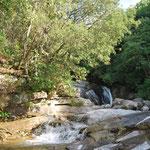 Cascade à Zicavo