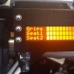 Heizelementsteuerung für Griffheizung und bis zu 2 Sitzen