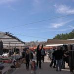 Wochenmarkt in Ermione