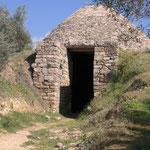 Grab aus mykenischer Zeit