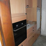 Küchenumbau 2011, neue Küche ist da