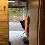 Neue Türe einbauen
