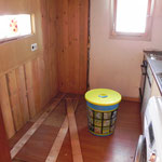 Küchenumbau 2011, abreissen