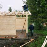 Stallbau 2008