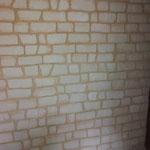 Neue Wand im Wohnzimmer 2013