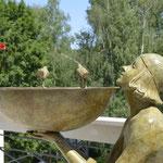 Potsdam: Bronzebrunnen ALESSIA