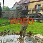 Bronzefigur MARY im Video