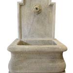 Fertiger Wandbrunnen Fonte Barberini