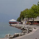 Am Ufer in Garda