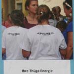 Ein Dankeschön an unsere Sponsoren 2013