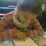 VKL-Schüler besuchen die Stadtbücherei Singen