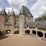 Château de Fougères sur Bièvre