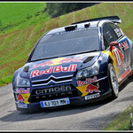 Kimi RAÏKKÖNEN et Kai LINDSTRÖM C4 WRC