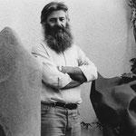 Gabriel, maestro de la escultura, siempre amigo