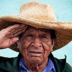 En la comunidad de La Mariposa, pasé una jornada magnífica charlando con los habitantes de este lugar apartado y tranquilo en el Norte de Perú.