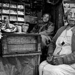 El mercado de las brujas en La Paz